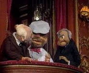 Statler and Waldorf/Gallery Statler And Waldorf, Sesame Street Characters, The Muppet Show, The Munsters, Childhood Friends, Treasure Island, Haunted Mansion, Picture Collection, Christmas Carol