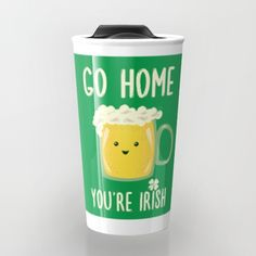 The unBEERable truth! Travel Mug