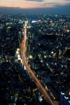 Tokyo, by cjsceats, via Flickr