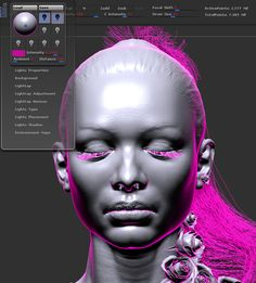 Zbrush #3d #sculpting #tutorials