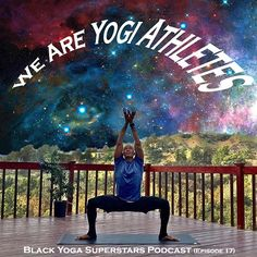 www.blackyogasuperstars.com Episode 17 of the Black Yoga Superstars #Podcast features the great Amir Madison @amir_yogiathlete @yogiathlete. Amir shares the benefits of yoga for athletes the injuries he got playing football and what it's like being a black man teaching yoga in Hollywood! #LinkInBio #BlackYogaSuperstars www.blackyogasuperstars.com/podcast www.blackyogasuperstars.com