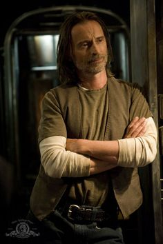 Robert Carlyle as Nicholas Rush | Stargate: Universe
