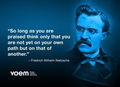 Know Thyself - Nietzsche New Quotes, Great Quotes, Quotes To Live By, Funny Quotes, Life Quotes, Inspirational Quotes, Awesome Quotes, Genius Quotes, Clever Quotes