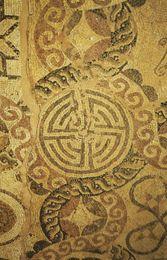 mosaico romano, Paphos, Chipre