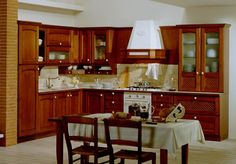 Kitchen cabinet is perhaps the most overlooked detail of a kitchen. This is something that could not be taken apart from its function in a kitchen as a storage space Kitchen Cabinets Materials, Solid Wood Kitchen Cabinets, Solid Wood Kitchens, Kitchen Dining, Dining Room, Modern Design, Kitchen Remodeling, Birch, Chinese