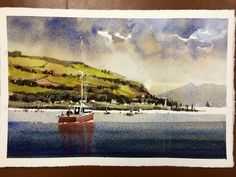 Iain Stewart Isle of Bute Scotland.
