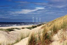 """Kalenderblatt JULI: Welches Bild mögt Ihr lieber? Das Foto """"Am Strand von Årgab"""" von Thomas... #Kalender2015 #Dänemark #Urlaub"""