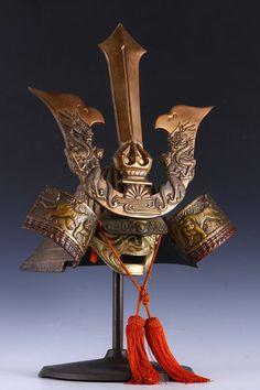 Samurai Helmet, Kabuto, Bushi, - #Bushi #helmet #kabuto #samurai Kabuto Samurai, Samurai Helmet, Samurai Weapons, Samurai Warrior, Japanese Mask, Japanese Warrior, Tattoo Samurai, Bushido, Chinese Armor