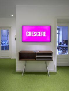 Olivia Desk, In Wep Office, Turin. #design #forniture #interiordesign #