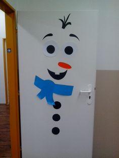 door in my classroom