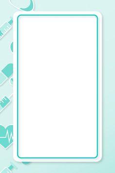 Poster Background Design, Frame Background, Frame Template, Cover Template, Nursing Wallpaper, Wallpaper Roll, Medical Background, Background Powerpoint, Paper Banners