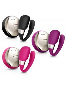 Lelo Tiani 3 Rechargeable Remote Control Couples Vibrator