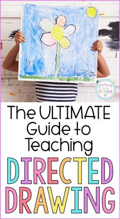 The ultimate guide to teaching directed drawing to children in the classroom. Directed drawing art activities help kids produce masterpieces and build confidence. This guide provides a listing of directed drawing resources, suggested materials, and FREE step by step tutorials. #directeddrawing #artforkids #teachingideas #artintheclassroom #kidart #drawing