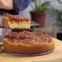 Savory Cheesecake recipe
