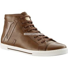 bacadf9a2aa4 Louis Vuitton Punchy Sneaker Boot In Grained Calf Leather YPFU2PGC D BUH  Fashion Bags