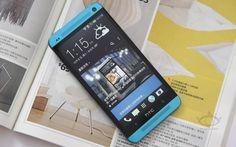 Metalik Grisine sahip olmama rağmen HTC Mavi renk ile birlikte tekrar aşık etti bu telefona..