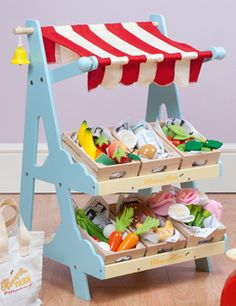 Le Toy Van - Honeybee Market Crate Bundle by Le Toy Van  $130.90
