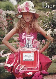 "Dior ""Miss Dior Cherie eau de Toilette""/Photographer:Tim Walker"