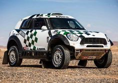 Rally Dakar: Mini All4 Racing