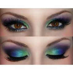 A must try look...