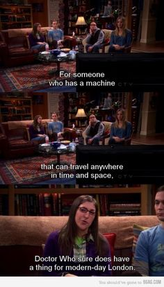 Lol, forgot about this one.  Between this and TIARA!, Amy Farrah Fowler is quickly becoming a favorite of mine.