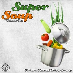 VARIOUS ARTISTS | Super Soup Volume One