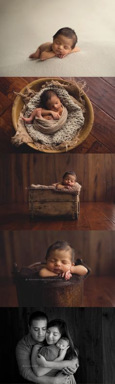 Des Moines, Iowa newborn photographer, Darcy Milder | His & Hers | 13 day old Jeremiah