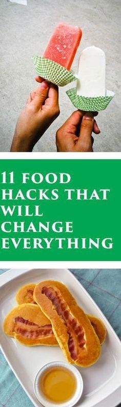 11 Foods Hacks That Will Change Everything | Health gurug