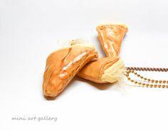 Trigona Panoramatos necklace / Thessalonikis by MiniArtGallery