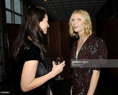 Model Christy Turlington and actress Gwyneth Paltrow attend the Food Bank For New York City's 5th Annual Can-Do Awards Dinner at Abigail Kirsch's Pier Sixty at Chelsea Piers on April 7, 2008 in New York City. Food Bank for New York City's 5th Annual Can-D