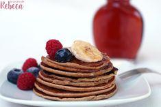 Sin Gluten, Pancakes, Banana, Breakfast, Food, Lactose Free, Food Cakes, Glutenfree, Essen
