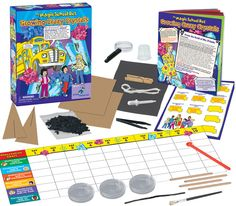 The Young Scientists Club is the The Magic School Bus™ Growing Crazy Crystals (& Giveaway Ends 6/29)