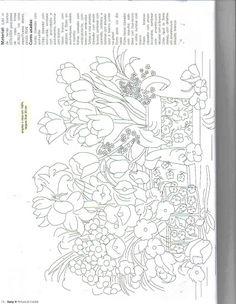 pintura e croche lindos - Adriana Geraldo - Álbuns da web do Picasa
