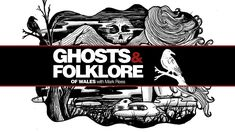 """GHOSTS & FOLKLORE OF WALES WITH MARK REES PODCAST: Join author and cultural adventurer Mark Rees (""""Ghosts of Wales"""", """"Parnormal Wales"""", """"The A-Z of Curious Wales"""" etc.) for a curious journey through the weird and wonderful history of Wales and the world. From 'most haunted' castles to fairy-filled forests, discover long-lost cases of pesky poltergeists, sea-faring folk tales of mermaids and water horses, and ancient tales from the Mabinogion and landmarks associated with King Arthur and Merlin. History Of Wales, Haunted Castles, Gothic Wallpaper, Haunted History, Most Haunted, King Arthur, Ghost Stories, Weird And Wonderful, Adventurer"""