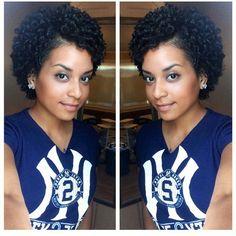 Cute Curls! @abbsro - http://www.blackhairinformation.com/community/hairstyle-gallery/natural-hairstyles/cute-curls-abbsro/ #naturalhairstyles