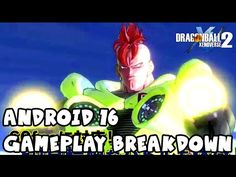 Dragon Ball Xenoverse 2 News: Android 16 vs Janemba Gameplay & Character Breakdown! - YouTube