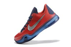 faef421e0684 Cheap Nike Kobe 10 Findlay Prep PE Bright Crimson Royal Blue 2018 Spring  Summer Sale