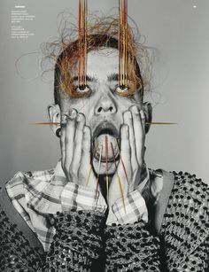 We Make It Good » Richard Burbridge, Robbie Spencer and Maurizio Anzeri for Dazed and Confused.