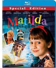 lol one my fave 90s movie matilda. this was great movie!