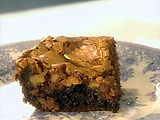Paula Deen Chocolate Gooey Butter Cake - substitute white chocolate chips for nuts