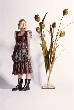 Rodarte Parigi - Collections Fall Winter 2017-18 - Shows - Vogue.it