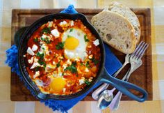 Dip 'n' Share Eggs - The Londoner