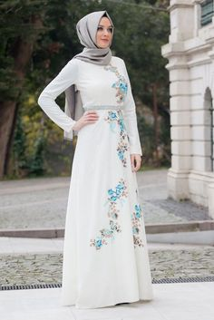 Evening Dress - EVENING DRESS - EVENING DRESS - 4208B
