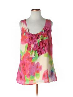 Check it out - Boden Sleeveless Silk Top for $34.49 on thredUP!