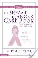 The Breast Cancer Care Book by Dr. Sally Knox - such a compassionate surgeon to have taken the time to write this book for us!