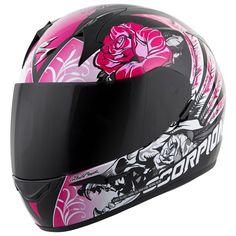 Scorpion EXO-R410 Novel Women's Helmet