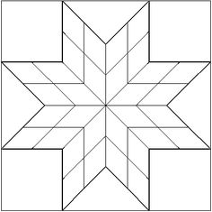 Quilt Pattern Lonestar Blank 5486 Bytes Star BlanketPattern Coloring PagesFoundation