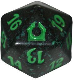 Return to Ravnica Golgari [Black & Green] Spindown Life Counter (MTG) - Memorabilia (Magic) - Magic: The Gathering Supplies - Magic: The Gathering