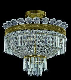 #Litice #TimelessHeritageCatalogue #Chandelier #LightingDesign #TraditionalTrimmings #Gold
