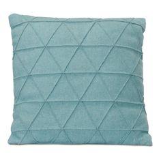 Studio Light Blue Felt Cushion